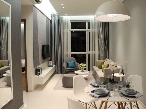The Habitat Binh Duong, 2 bedrooms