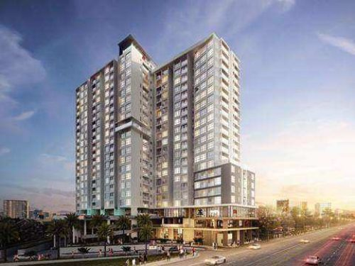 Compass One condominium