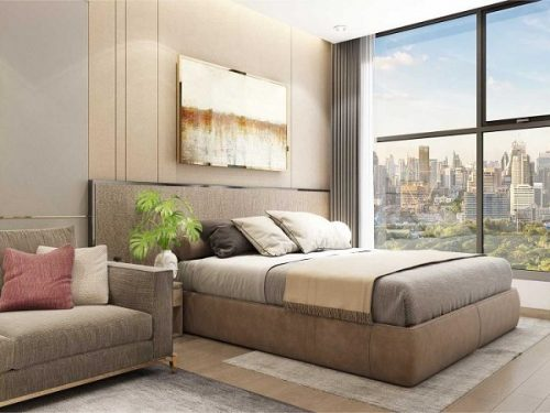 VinCity district 9 Ho Chi Minh city, Studio apartment