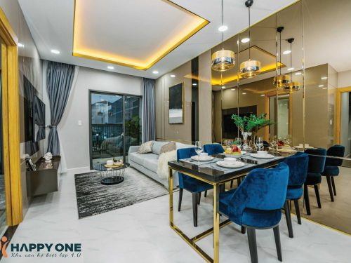 Happy One Binh Duong 1 Bedroom Apartment