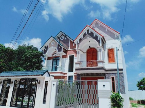Hiep Thanh 1 Facade House – Fully Furnished & Outstanding
