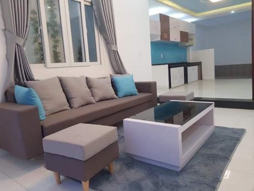 Hiep Thanh 1 Two-storey House – Fully Furnished & Cozy Space