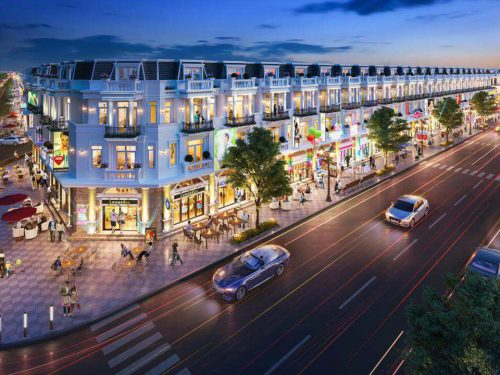 Prime Shophouse Icon Central Binh Duong – Outstanding & Magnificent