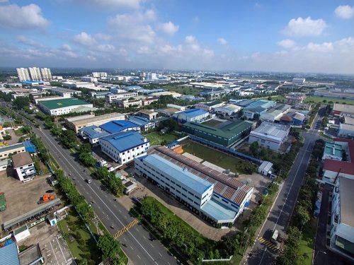 Residential land in Thu Dau Mot