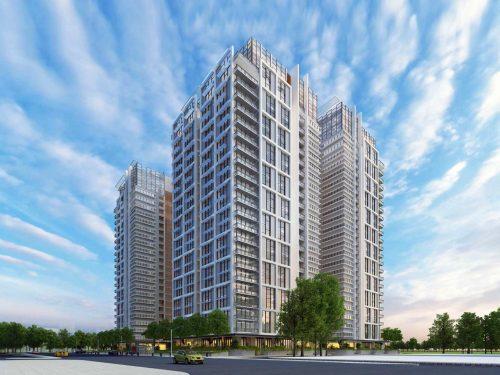 Alva Plaza Binh Duong – 2 Bedroom – Modern & Elegent