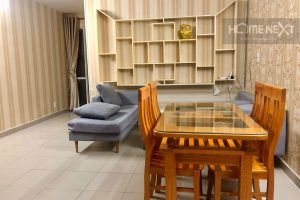 Biconsi apartment in Hiep Thanh III – Block A – Full Furnished & Comfort Space