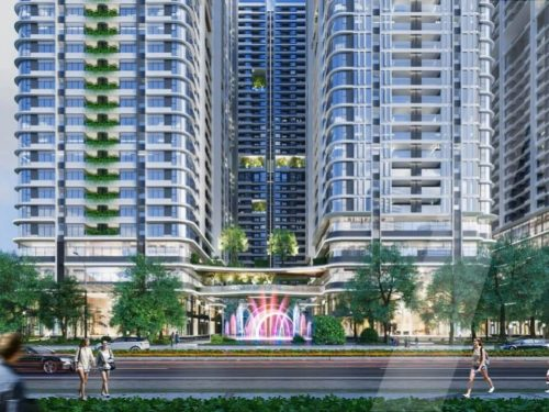 Astral City 2 Bedroom Apartment