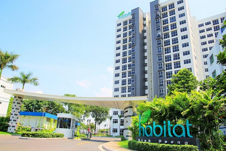 ban can ho chung cu The Habitat Binh Duong