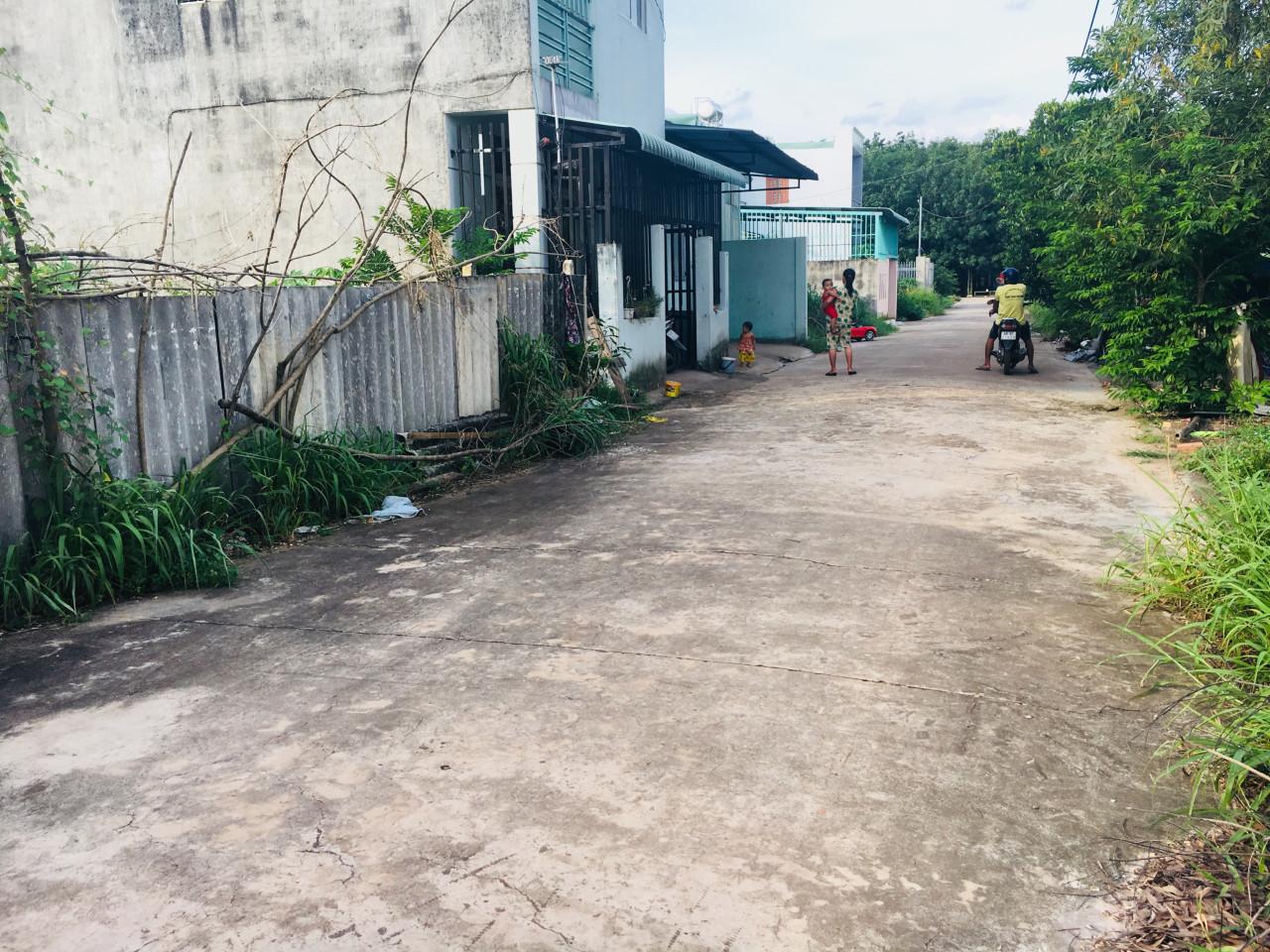 Đất Phú Mỹ Bình Dương đường nhánh DX006