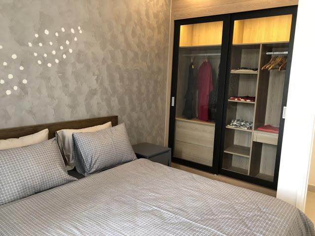 Bán căn hộ Compass One – 2 phòng ngủ