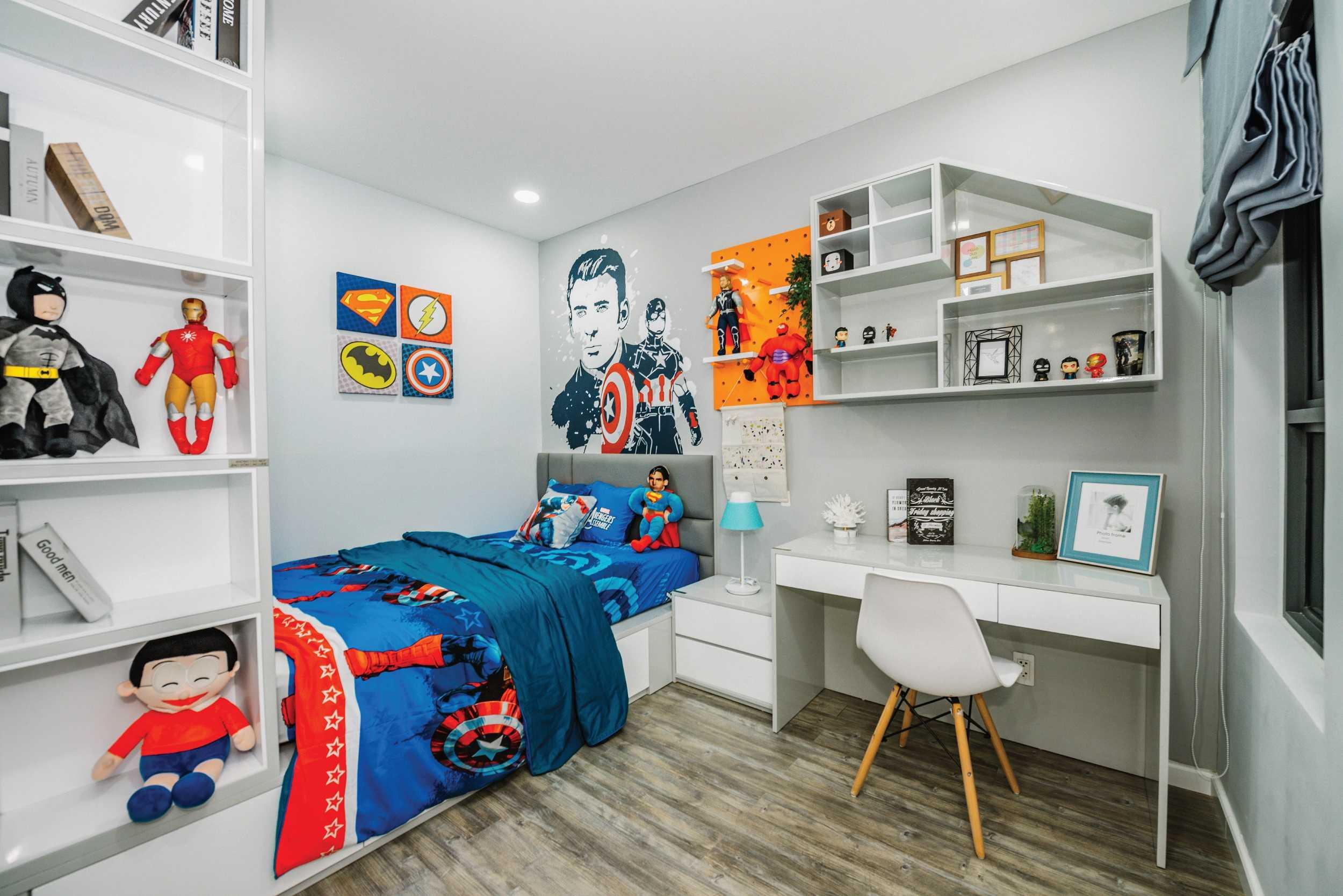 Bán lại căn hộ Happy One Bình Dương 2 phòng ngủ