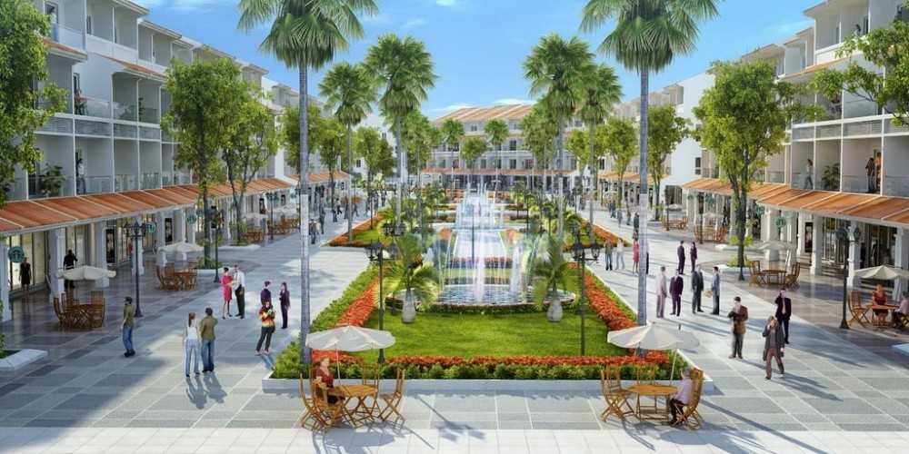Dự án nhà phố Khu đô thị Phúc Đạt