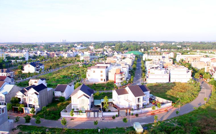 Đất Thủ Dầu Một – khu dân cư Hiệp Thành 3 đường số 8