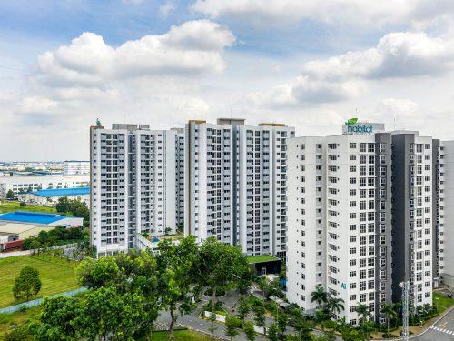 Bán chung cư Habitat Bình Dương giai đoạn 3 – căn Duplex
