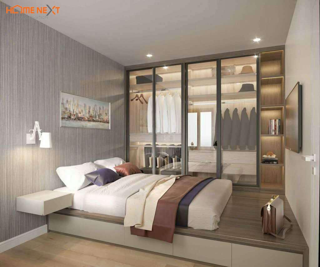 Bán lại căn hộ Compass One Bình Dương 1 phòng ngủ