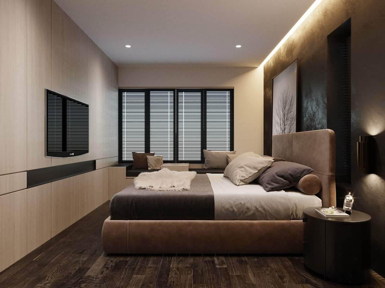 Căn hộ Eco Xuân Thuận An 1 phòng ngủ