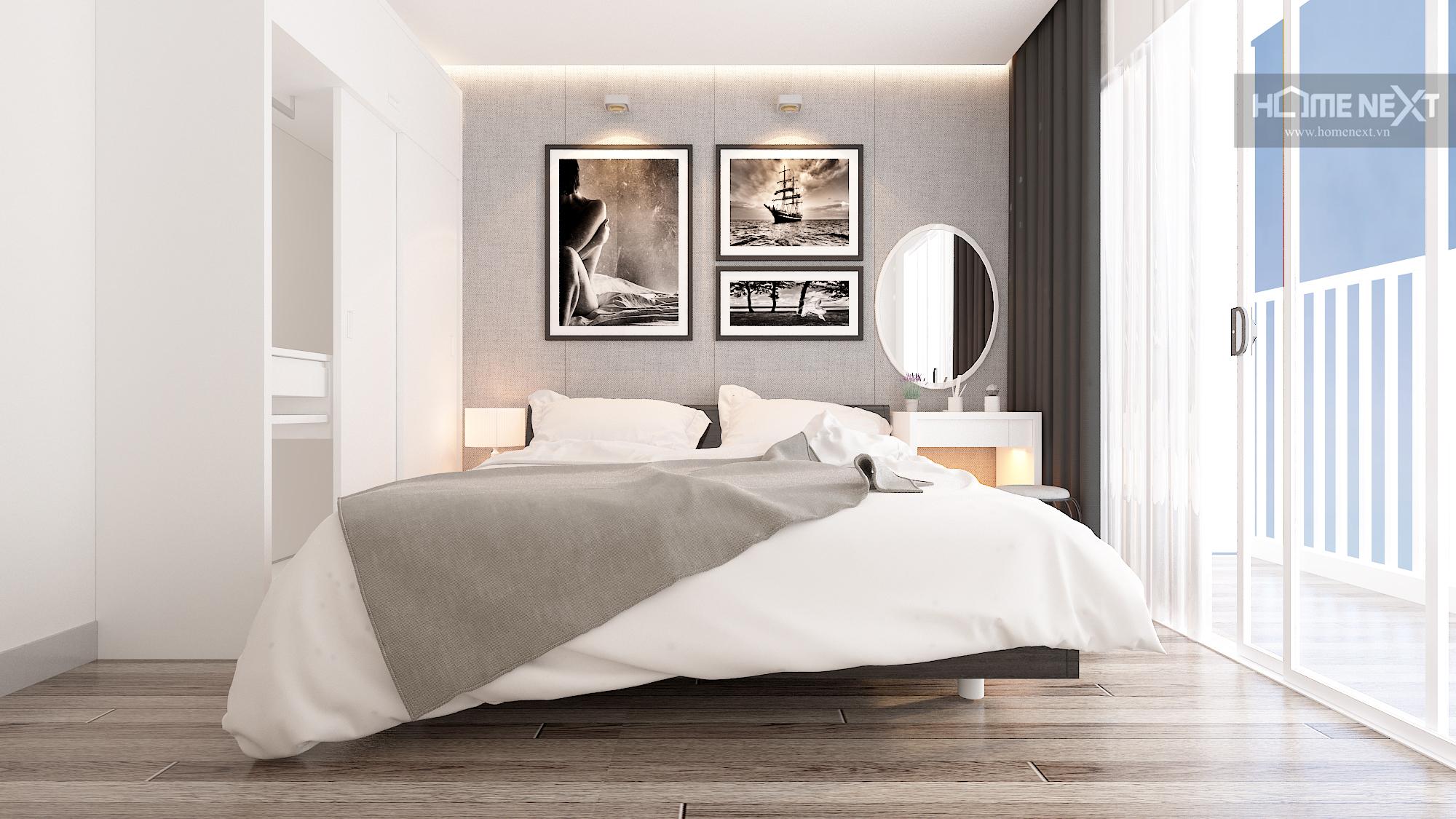 Bán lại căn hộ chung cư Eco Xuân Lái Thiêu 3 phòng ngủ