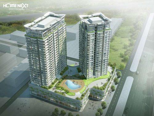 Cho thuê căn hộ chung cư – Sora Gardens