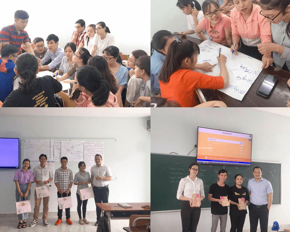 Hợp tác phát triển giáo dục