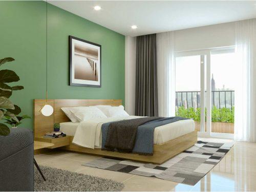 Cho thuê căn hộ 1 phòng ngủ – Chánh Nghĩa