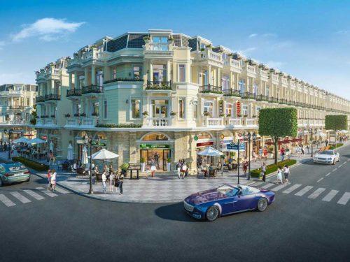 Bán Shophouse dự án Icon Central – Central