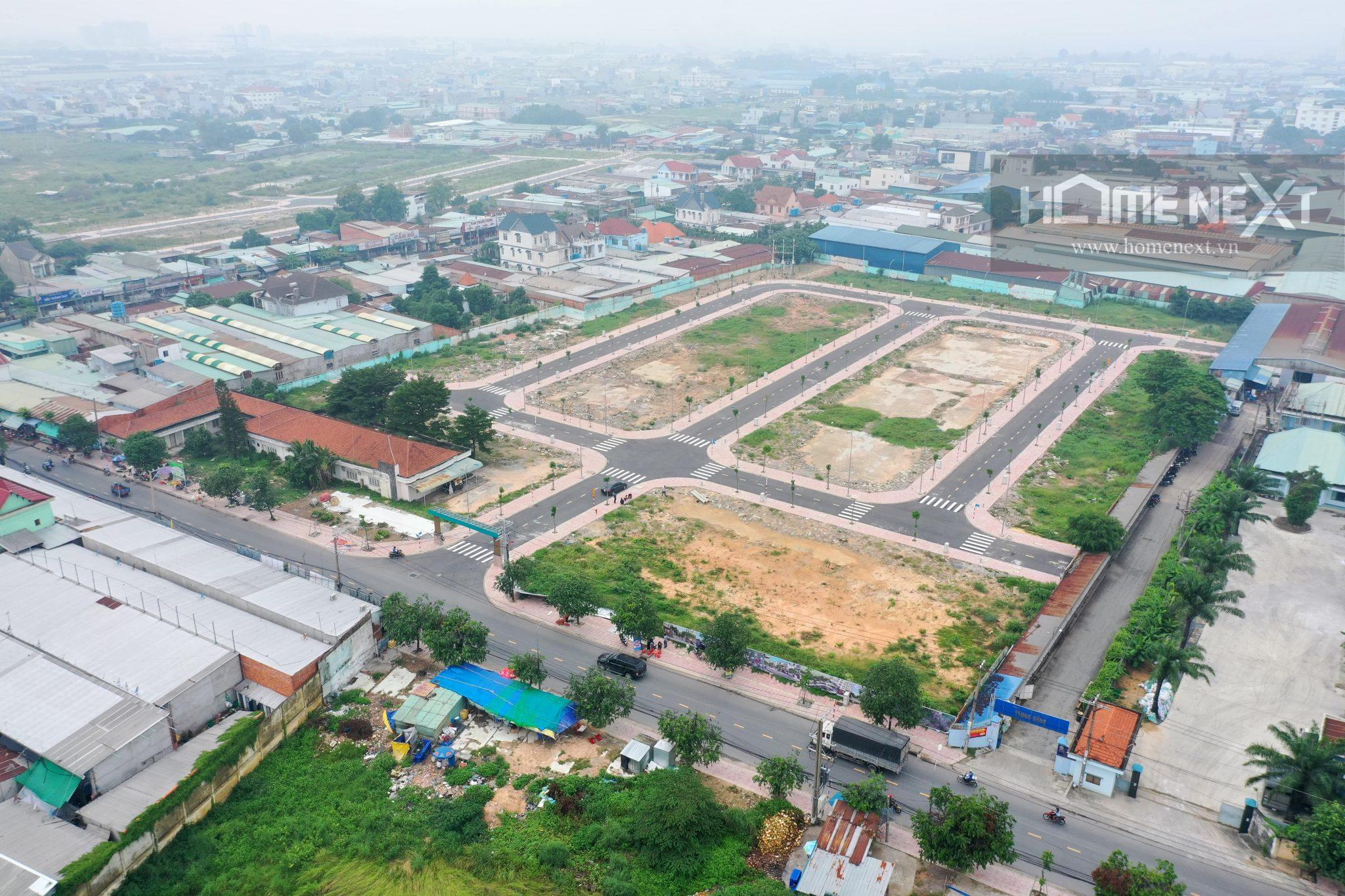 Bán đất nền Thuận An Bình Dương