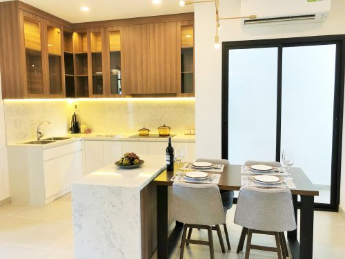 Cho thuê căn hộ Compass One – 2 Phòng ngủ