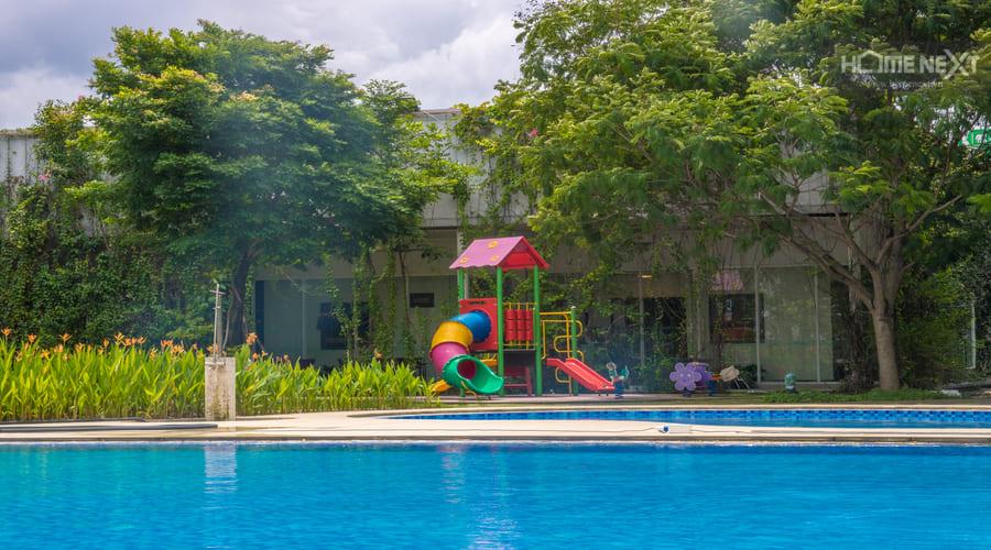 Hồ bơi tại căn hộ Eco Xuân