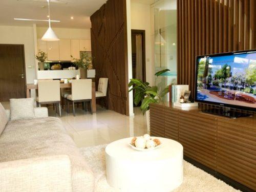 Cho thuê căn hộ Eco Xuân – 1 phòng ngủ