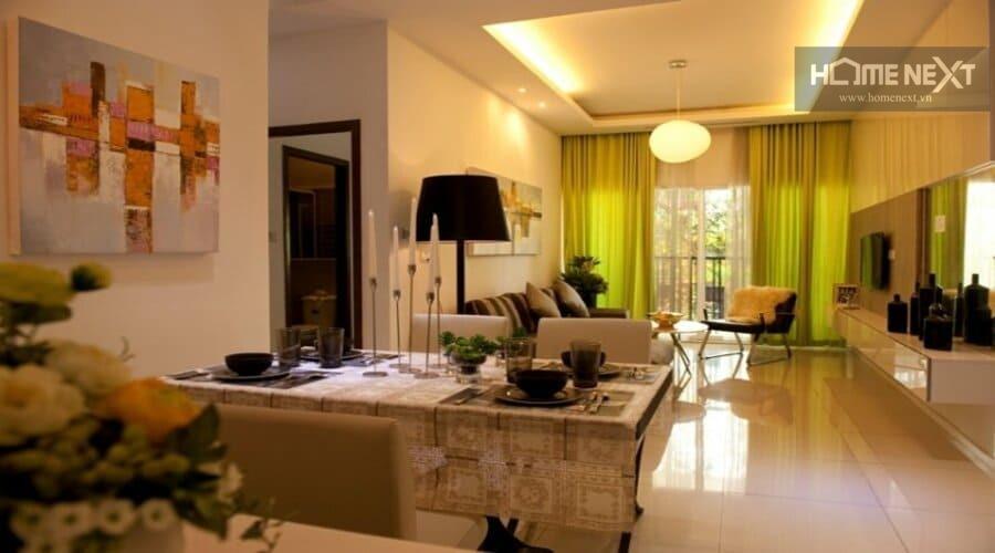 Cho thuê căn hộ Eco Xuân – 3 phòng ngủ