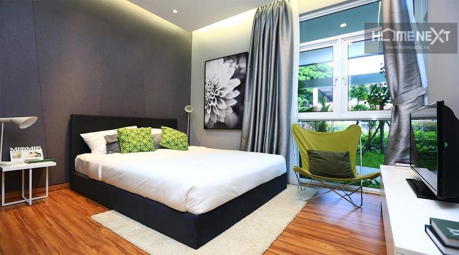 Cho thuê căn hộ chung cư The Habitat – 3 phòng ngủ