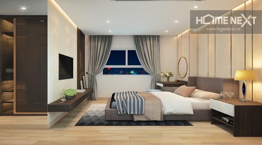 Cho thuê căn hộ The View 3 Phòng Ngủ