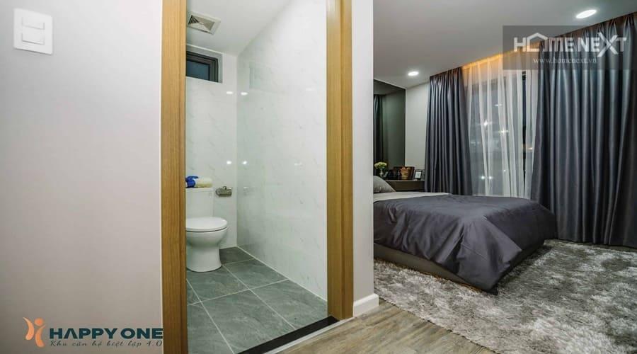 Cho thuê căn hộ Happy One Bình Dương 2 phòng ngủ