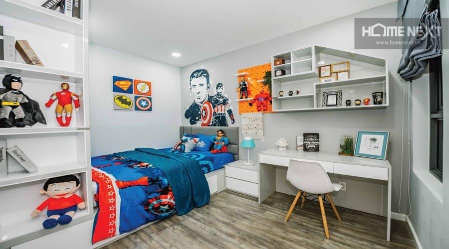Căn hộ Happy One Bình Dương cho thuê 3 phòng ngủ
