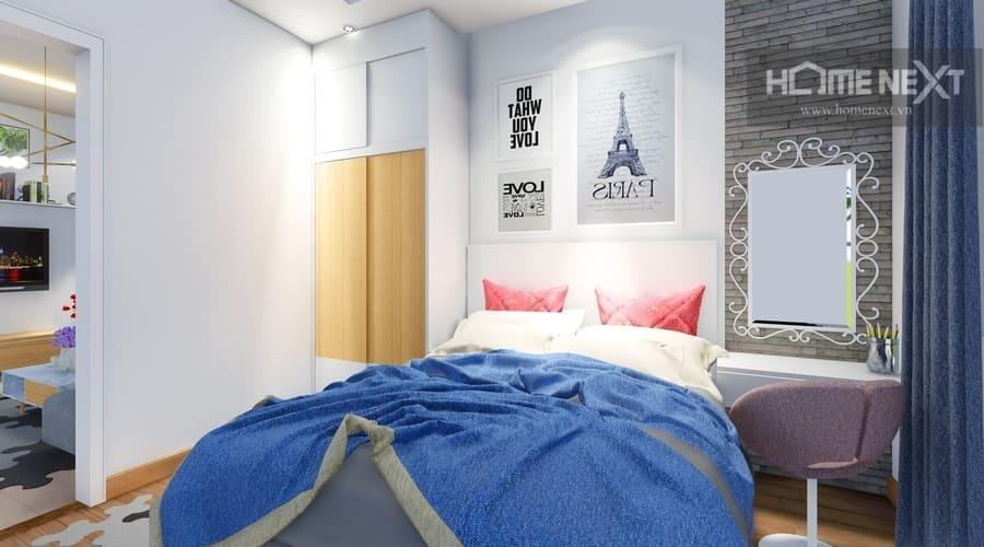 Cho thuê căn hộ Phúc Đạt – 2 Phòng ngủ