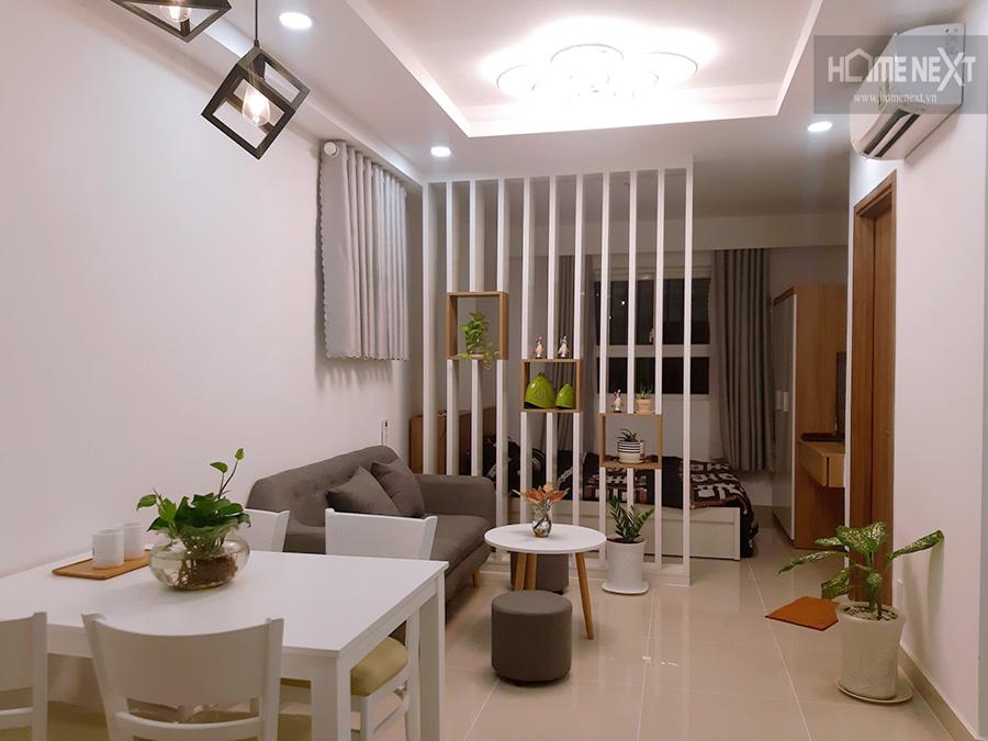 Cho thuê căn hộ The View 1 phòng ngủ