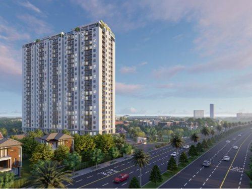 Bán căn hộ chung cư Minh Quốc Plaza – 3 phòng ngủ