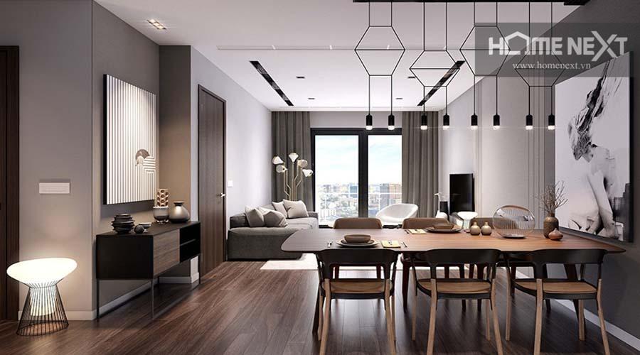 Bán căn hộ Grand View Phát Đạt – 2 phòng ngủ