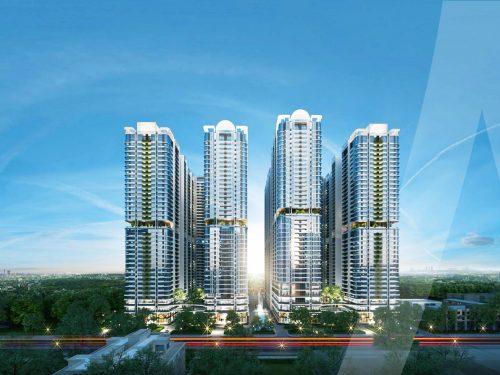 Bán căn hộ Astral City Thuận An – 3 phòng ngủ
