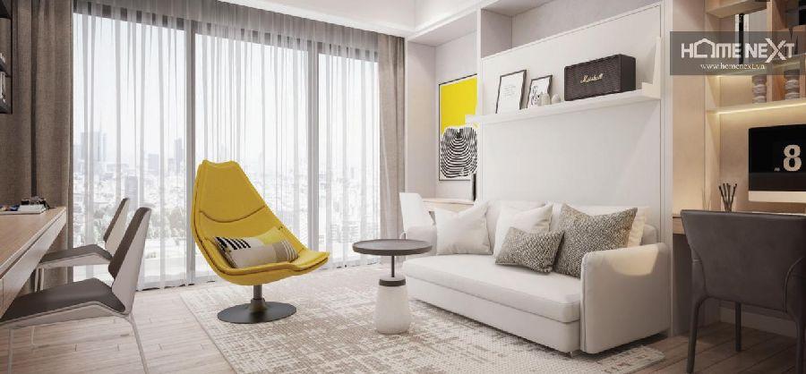 Bán căn hộ Anderson Park Bình Dương – Căn Officetel