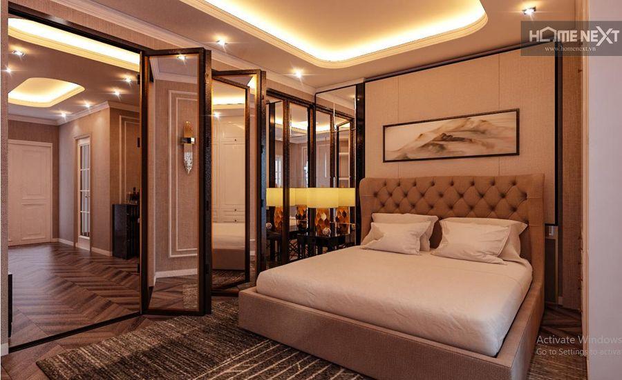 EcoXuan Block C 1 phòng ngủ lớn gia đình