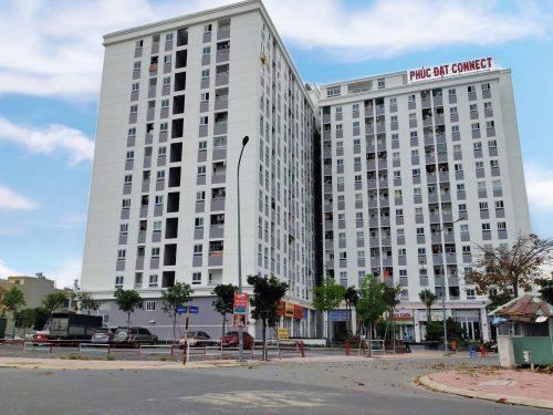 Bán lại căn hộ chung cư Phúc Đạt Bình Dương
