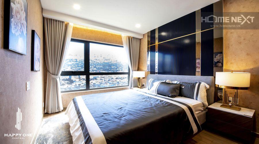 không gian căn 2 phòng ngủ