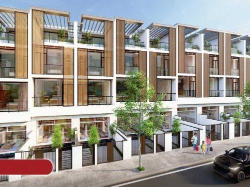 Bán nhà phố Takara Residence Bình Dương – 1 trệt 3 lầu