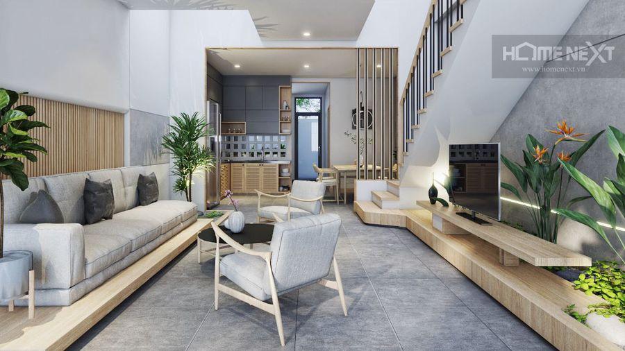 Kiến trúc nội thất theo phong cách Nhật Bản