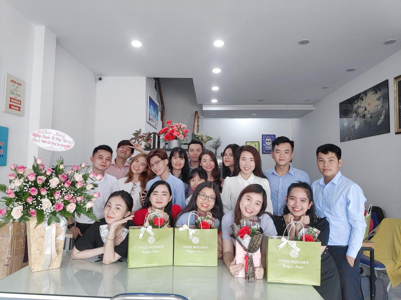 HomeNext chúc mừng ngày 8 tháng 3