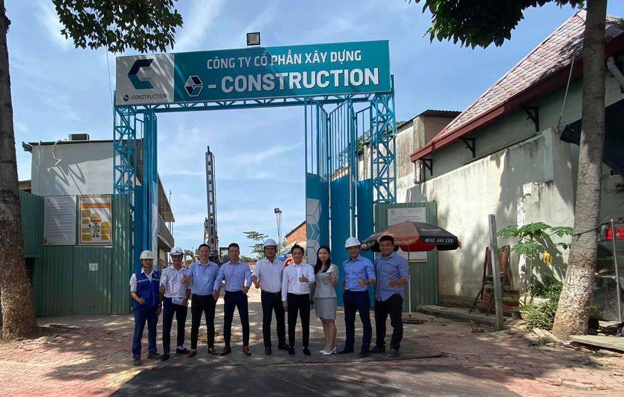 Nguyễn Quốc Cường tại dự án C Sky View